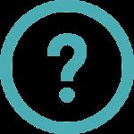 graphic icon question mark