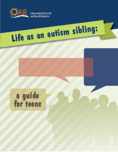 TeenCover Life as an autism sibling