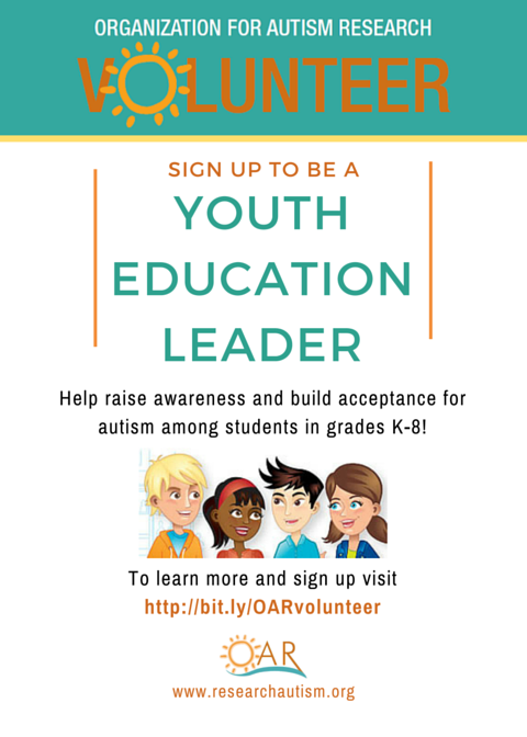 Youth Education Leader flyer