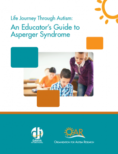educators guide to asperger cover