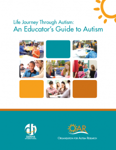 educators guide to autism cover