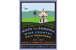 Napa to Sonoma Wine Country Half Marathon @ Napa, CA