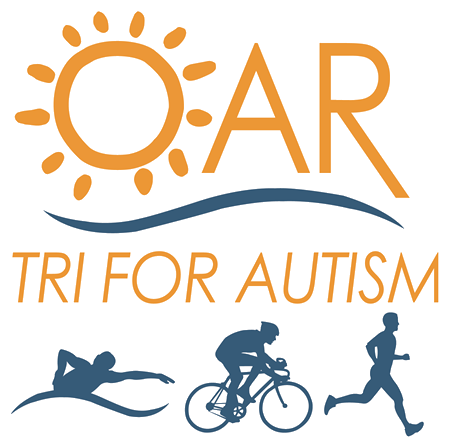 TRI FOR AUTISM - Logo