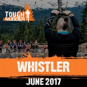 Whistler Tough Mudder @ Whistler