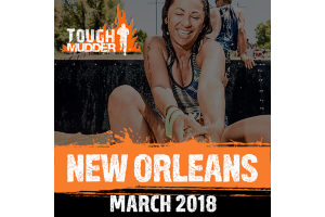 Tough Mudder New Orleans @ New Orleans, LA