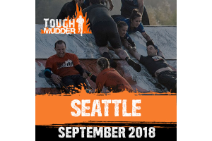Tough Mudder Seattle @ Seattle, WA