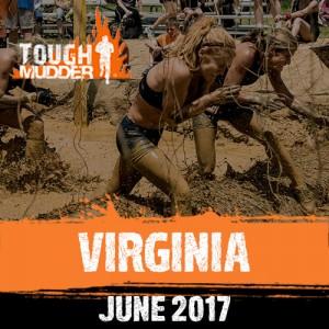 Virginia Tough Mudder @ Virginia