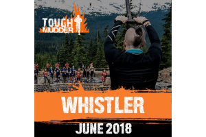 Tough Mudder Whistler @ Whistler, BC