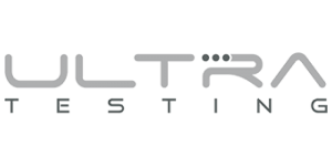 Ultra Testing logo