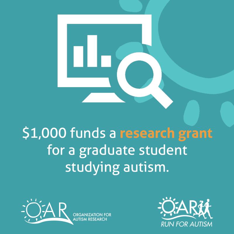 OAR - $1000 Graphic