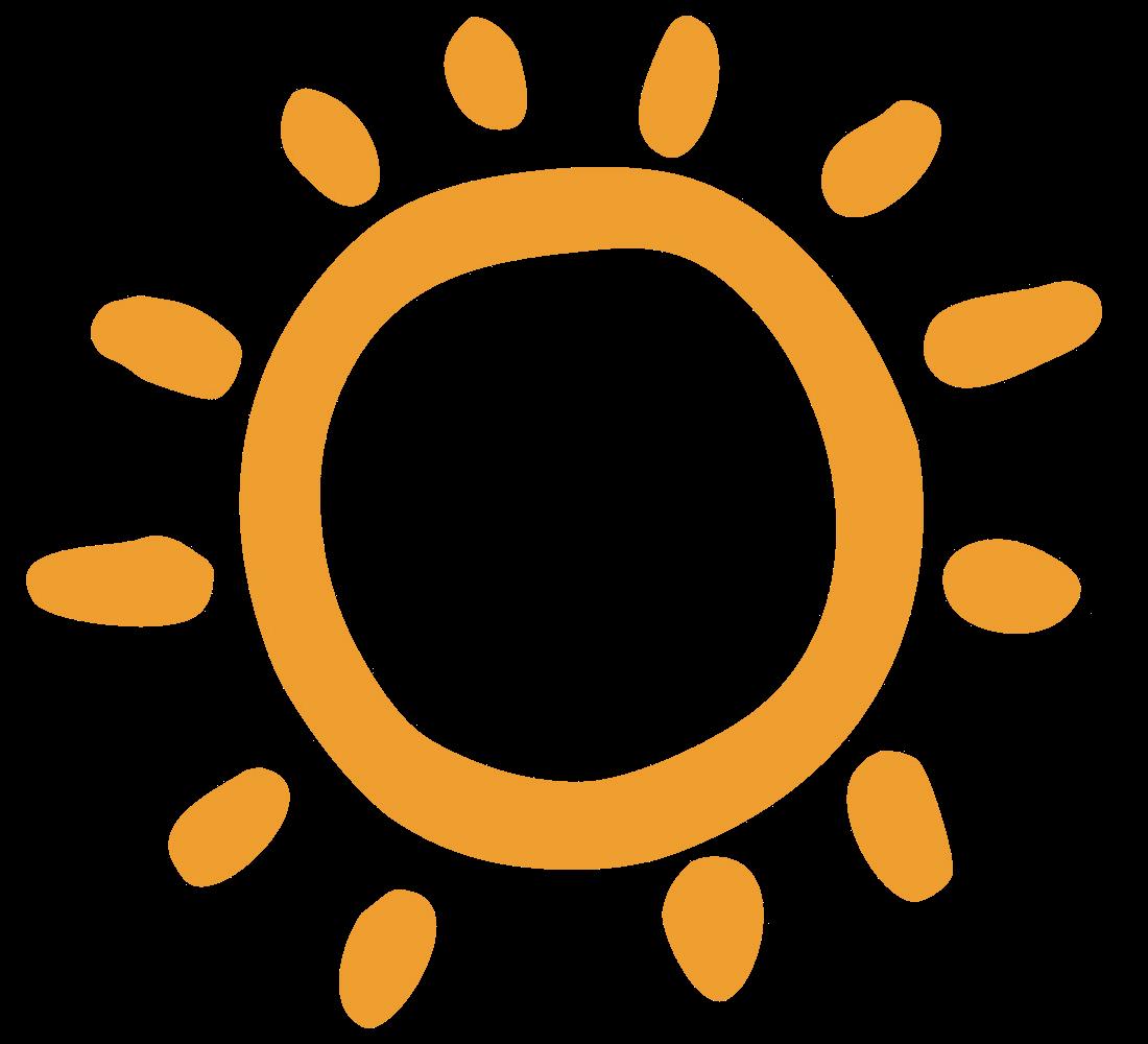 Orange_Sunburst