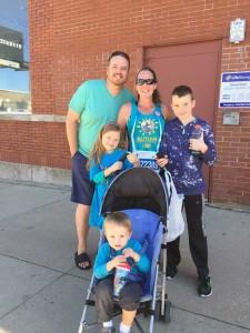 libby & family
