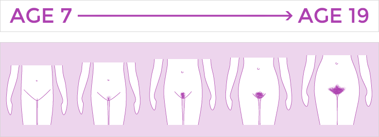Image from AVERT Puberty Information